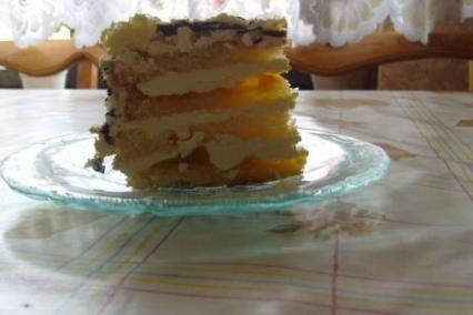 Ciasta: Torcik jabłkowy