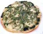 Pizza: Pizza z mozzarellą i rukolą