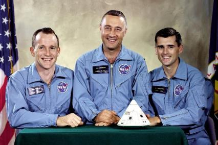Załogi Programu Apollo