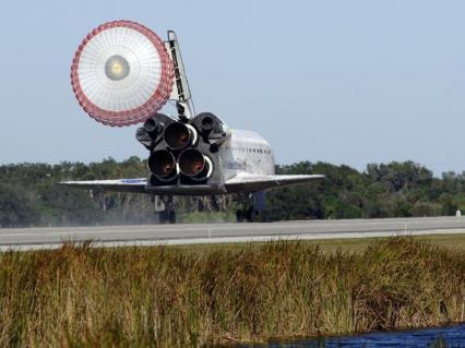 Program lotów wahadłowców