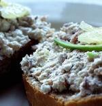 Sosy i pasty: Pasta z wędzonej makreli i białego sera